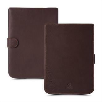 Чехол Stenk для читалки Reader Amazon , PocketBook , Xiaomi цвет Шоколад, Фиолетовый