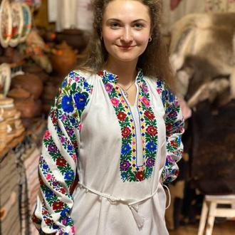 Борщевская рубашка. Вышиванка