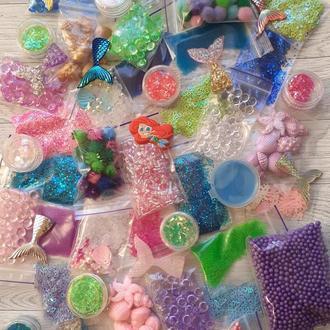 Малый набор добавок и украшений для морских слаймов