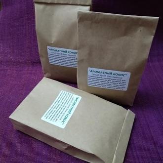 Органический стиральный порошок Ароматный Кокос/Лаванда  1 кг