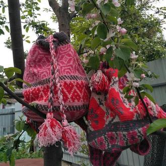 Етно-бохо-рюкзаки