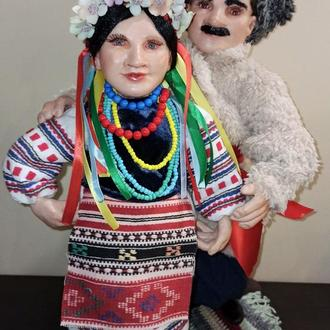 Оксана и Вакула