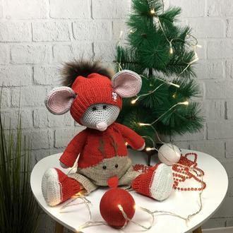 Мягкая детская игрушка  «Милый мышонок»
