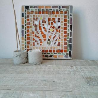 Декоративне панно, мозаїка