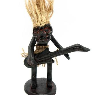 Статуэтка Гитарист из дерева