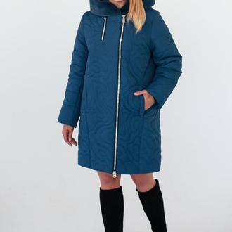 Зимнее пальто waukeen «земфира»