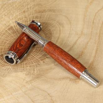 Авторучка деревянная, модель Ретро - лайсвуд