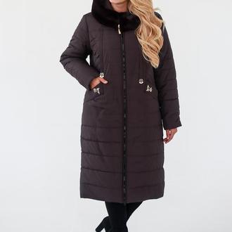 Зимнее пальто waukeen «элен»
