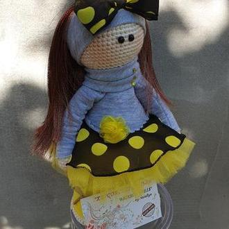Кукла крючком Кукла Куколка
