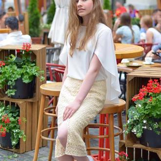 Изысканная юбка
