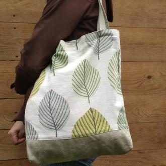 Пляжная сумка Сумка шопер Сумка пакет