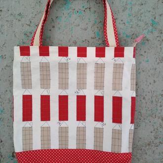 Женская сумка Шопер Летняя сумка
