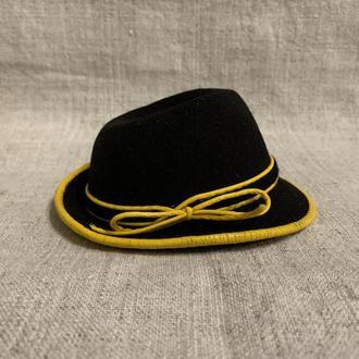 Шляпа из фетра