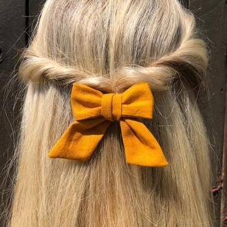 Бантик для волосся