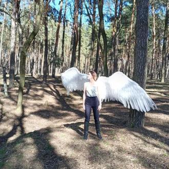 Крылья ангела, крылья для фотосессии, костюм крылья