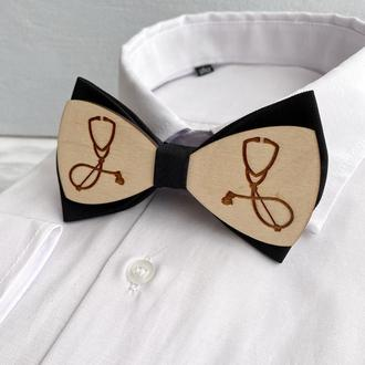 галстук бабочка для врача