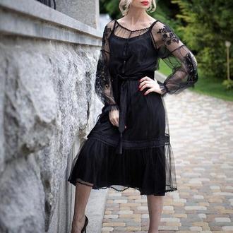 Сукня в етно стилі SVITLO