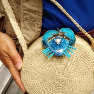 Украшение для сумки в морском стиле