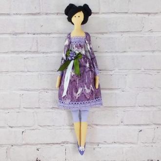 Кукла интерьерная в стиле тильда