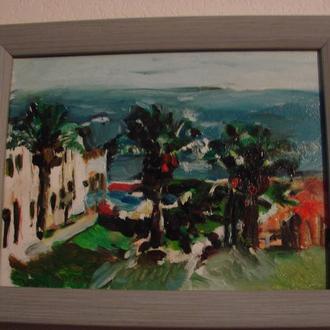 Море...пальмы...и мечта...