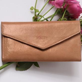 Портмоне шкіряний гаманець