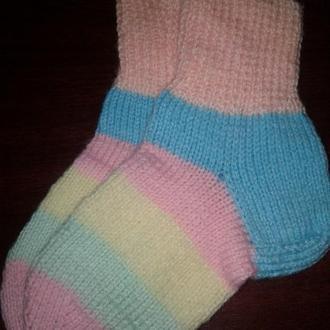 Вязанные носки (детские)