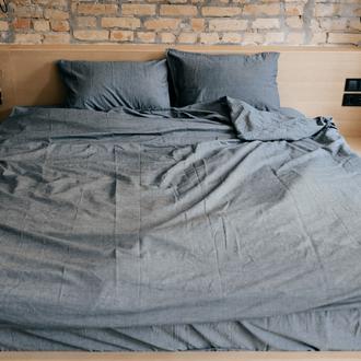 Комплект постельного белья из вареного хлопка Leglo Silver