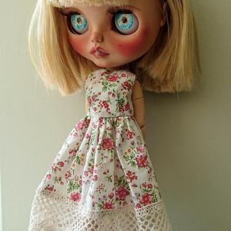 Кукла Блайз TBL (blythe) OOAK