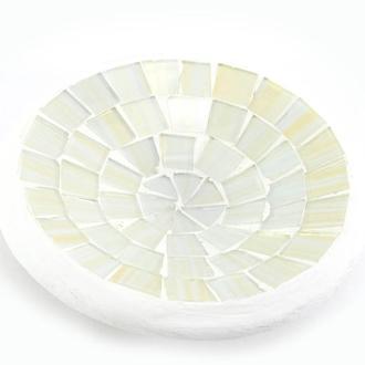 Блюдо мозаичное круглое