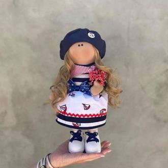 Большая морская кукла 2020