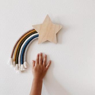 Декор звёздочка для Детской комнаты