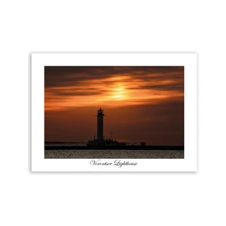 Поштівка «Воронцовський маяк»