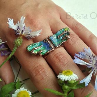 перстень Метелик