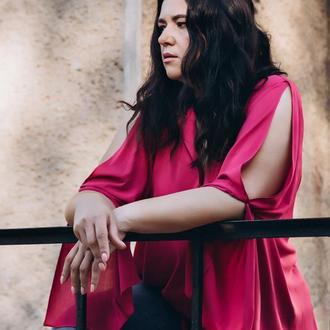 Блуза в стиле Casual