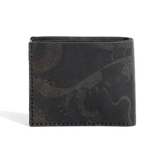 Чорне портмоне TOM DEAD DRAGON BLACK WALLET