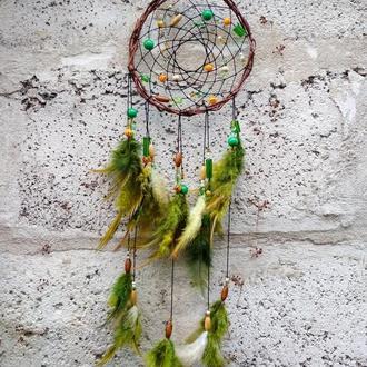 Ловец снов. Декоративное панно. Подарок