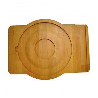 Доска для подачи. Кухонная доска. Доска сервировочная. Декоративная доска.