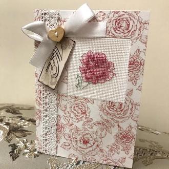 Листівка/открытка «Нежность»