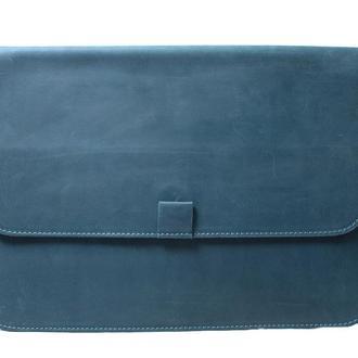 Чехол для MacBook Air/Pro/Retina. 03003/голубой