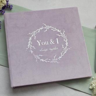 Сімейний альбом, Річниця весілля, Лиловый свадебный альбом, Семейный альбом