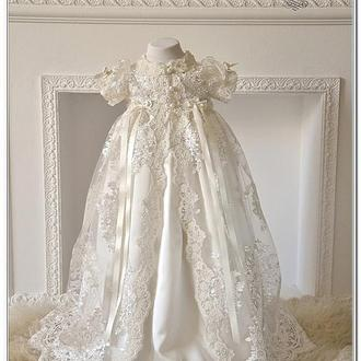 Крестильное платье Josephine ( Жозефина)