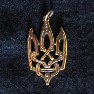 Кулон Тризуб