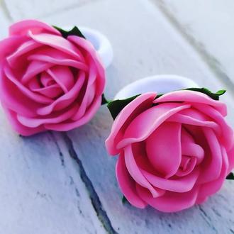 Резиночки трояндочки