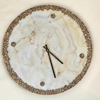 """Настінні годинники: """"Золота перлина"""""""