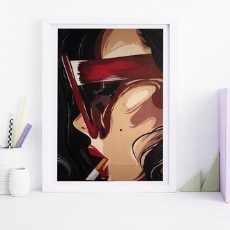 Картина поп-арт