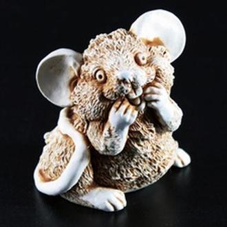 Фигурка гипсовая Мышь