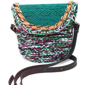 Кроссбоди, Поясная сумочка, Летняя сумочка, Маленькая сумочка через плечо