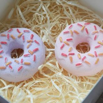 Бомбочка для ванни ′Пончик′