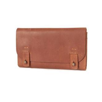 Кожаное портмоне Wallet Travel