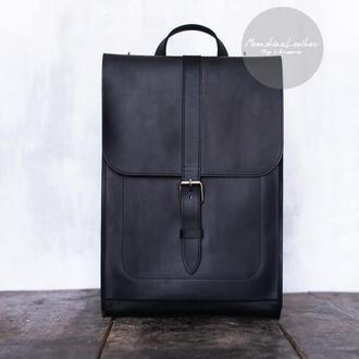 Маленький рюкзак Minimal из натуральной кожи
